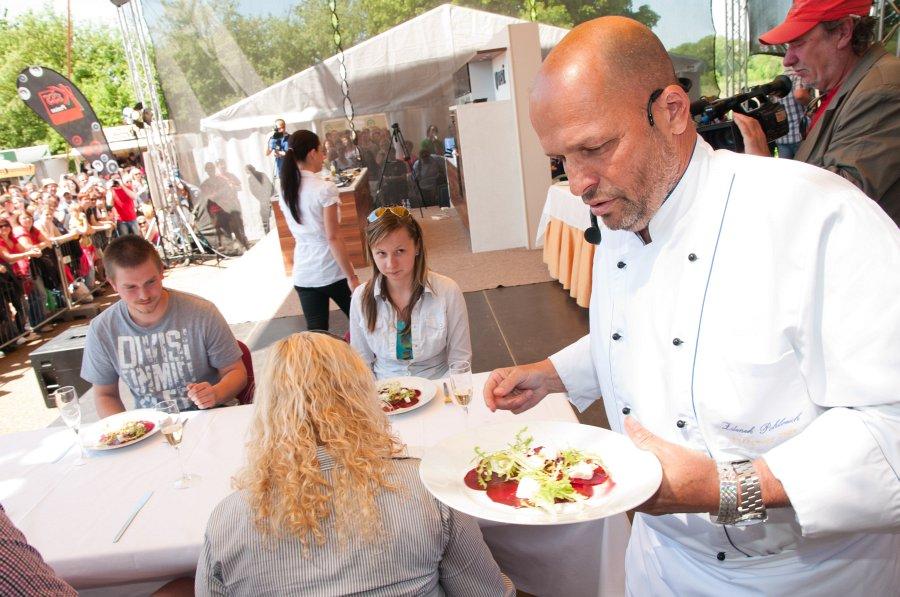 Apetit Festival as a novelty in Eastern Bohemia