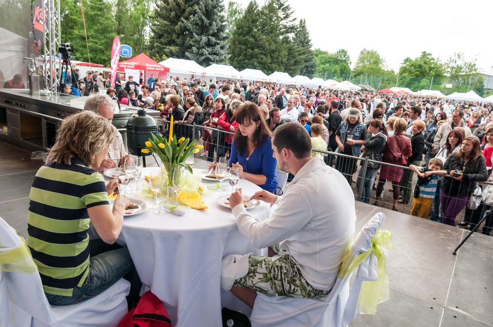 Fotoreport z Apetit Festivalu 2013