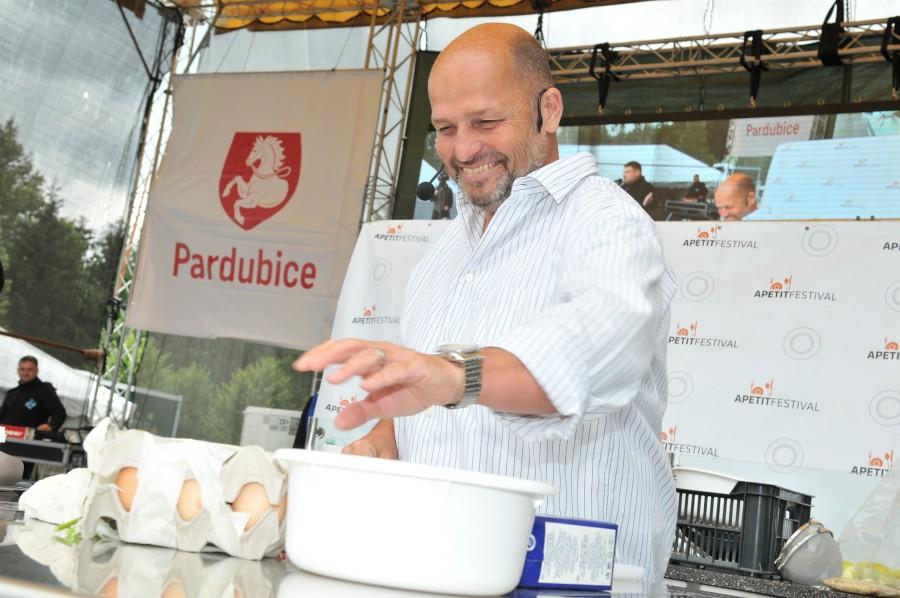 Fotoreport z Apetit Festivalu Pardubice 2014 a poděkování všem návštěvníkům.
