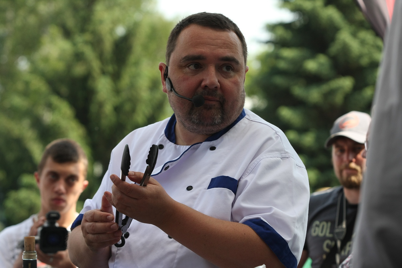 Ivan Vodochodský se na Prima FRESH Festival těší. Vaření před lidmi miluje