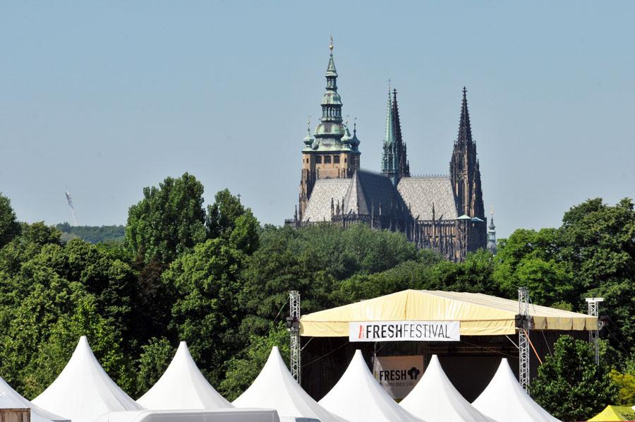 Prima FRESH Festival je v plném proudu, dorazit můžete i v neděli